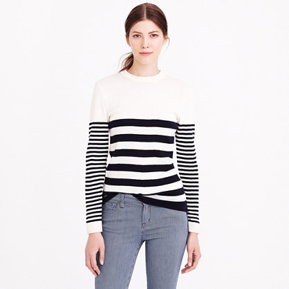 Saint James® for J.Crew Nauplie sweater