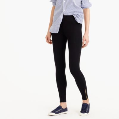 Shop side zip leggings at Neiman Marcus, where you will find free shipping on the latest in fashion from top designers.