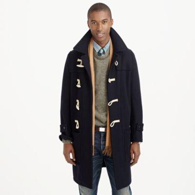 Wool toggle coat : | J.Crew