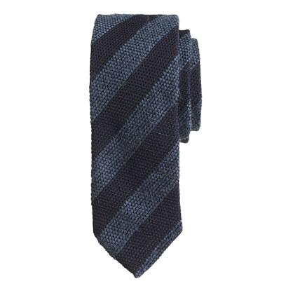 Drake's® silk tie in stripe