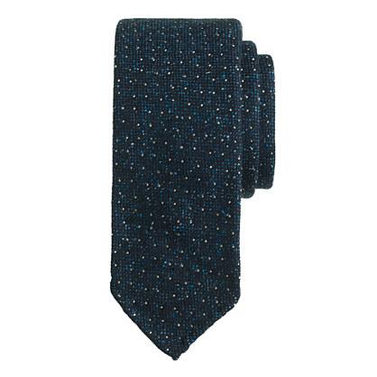 Drake's® silk tie in spot