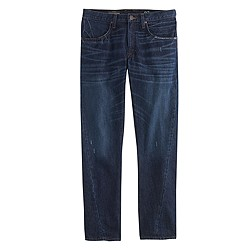Tall Eastwood jean in dark otis wash