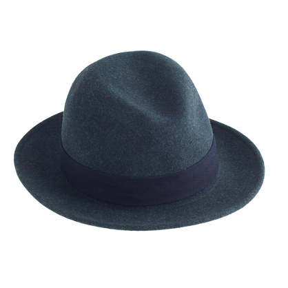 The Hill-side® wool fedora