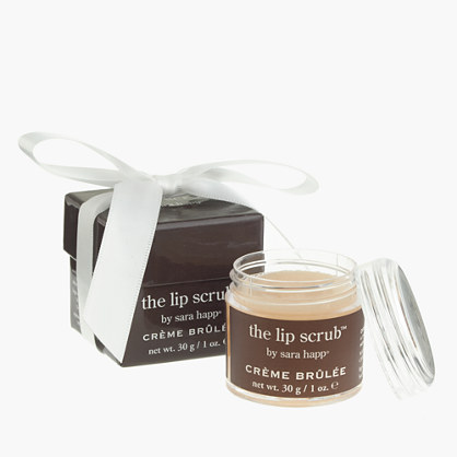 The lip scrub by Sara Happ®