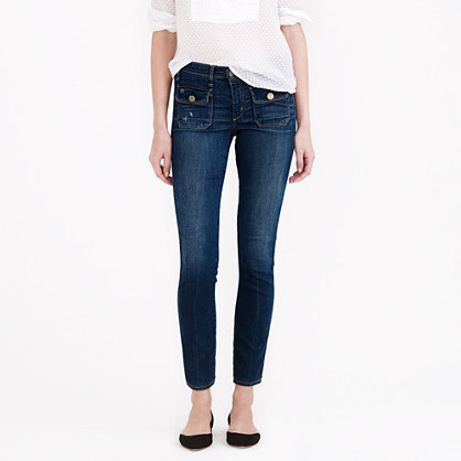 McGuire™ for J.Crew Gainsbourg slim jean