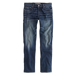 Point Sur X-Rocker Japanese denim jean with cashmere