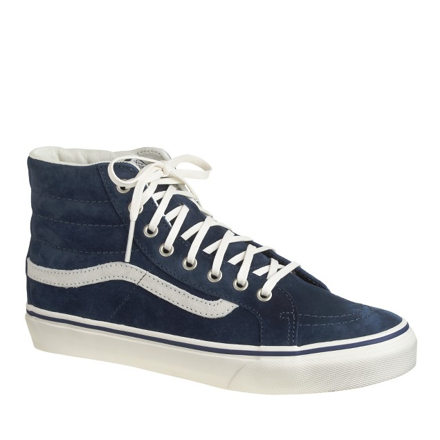 Unisex Vans® for J.Crew Sk8-Hi sneakers