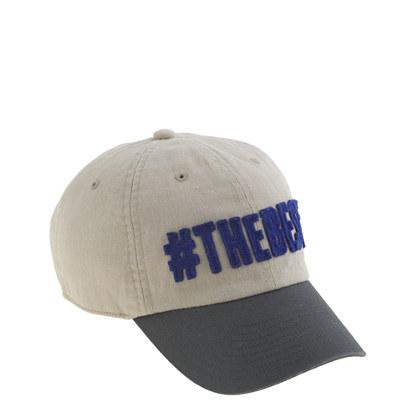 Boys' #thebest baseball cap