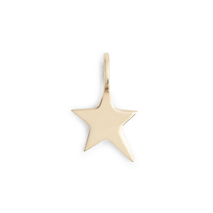 Jennifer Fisher® for J.Crew 10k gold mini-star charm