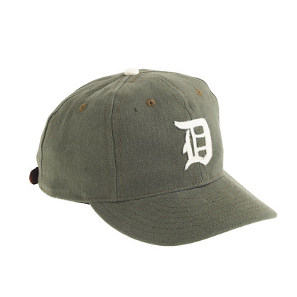 Ebbets Field Flannels® for J.Crew Dublin Green Sox ball cap
