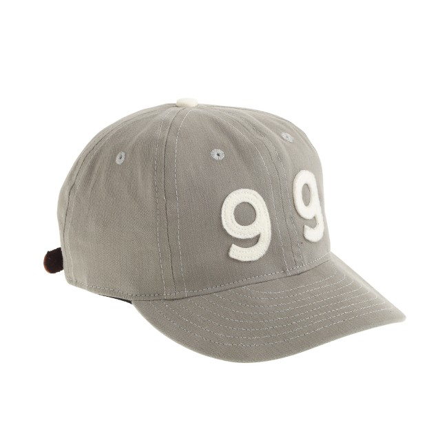 Ebbets Field Flannels® for J.Crew Calgary Purity ball cap