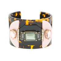 Mixed resin cuff