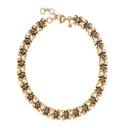 Tiny bow necklace