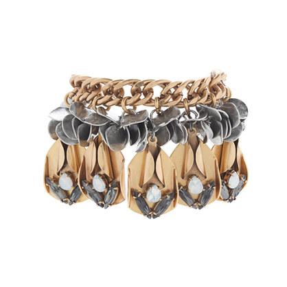 Alloy bracelet