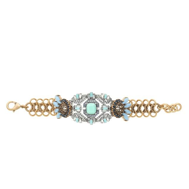 Lulu Frost for J.Crew tropicale bracelet