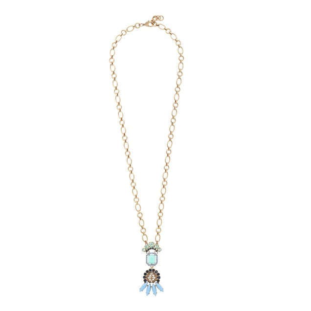 Lulu Frost for J.Crew carnival necklace