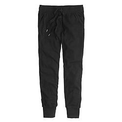 Petite skinny trouser sweatpant