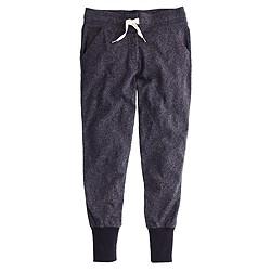 Skinny trouser sweatpant