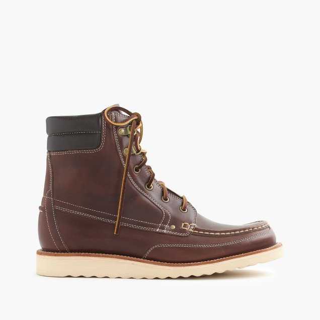 Wallace & Barnes Byrd boots