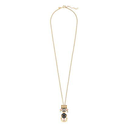 Modernism necklace