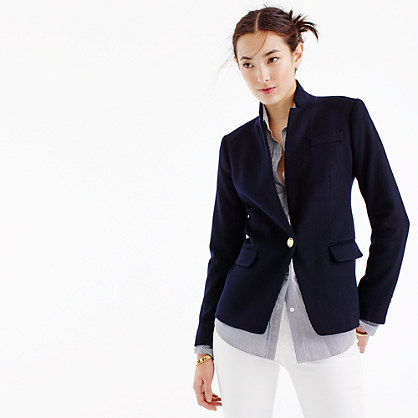 Collection Regent blazer in cashmere