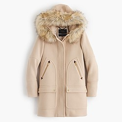 Chateau parka in stadium-cloth