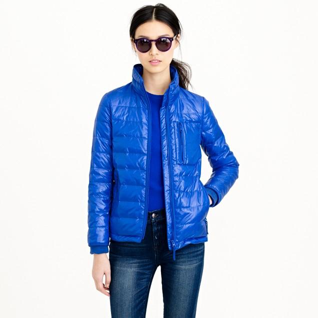 Lightweight puffer jacket : | J.Crew