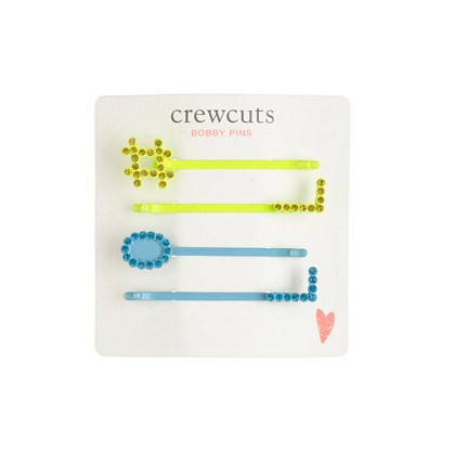 Girls' LOL bobby pins