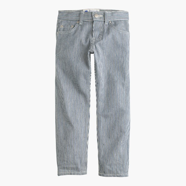 Boys' Industry of All Nations™ for crewcuts engineer-stripe jean