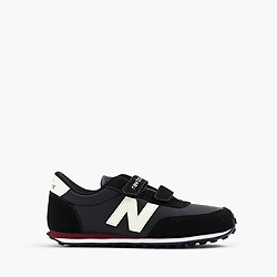Kids' New Balance® for crewcuts glow-in-the-dark KE410 velcro® sneakers