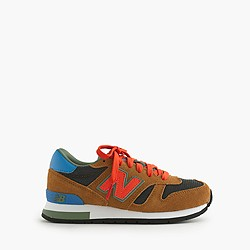 Kids' New Balance® for crewcuts K1300 lace-up sneakers in ochre