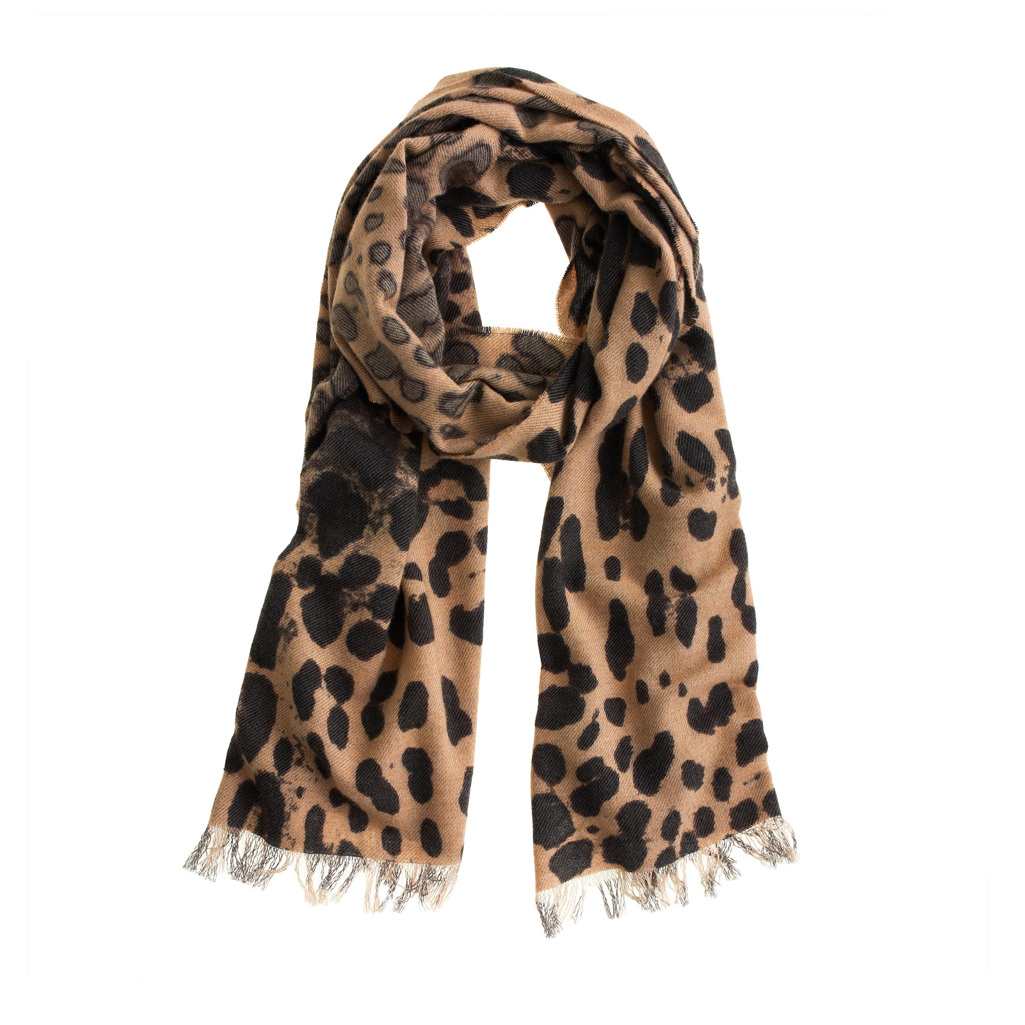leopard scarf j crew. Black Bedroom Furniture Sets. Home Design Ideas