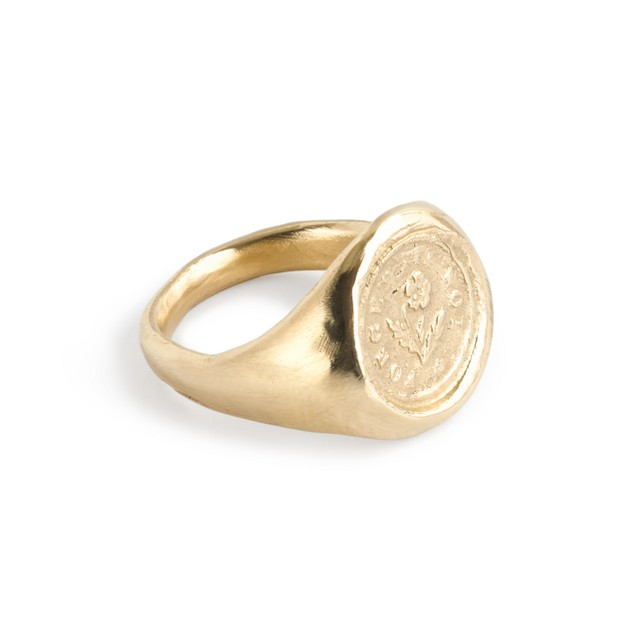 James Colarusso™ forget-me-not ring
