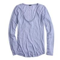 Long-sleeve prima jersey T-shirt
