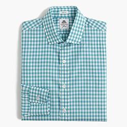 Thomas Mason® for J.Crew Ludlow shirt in seacrest gingham