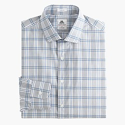 Thomas Mason® Archive for J.Crew Ludlow shirt in 1907 end-on-end check