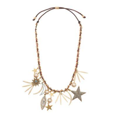 firework charm necklace j crew