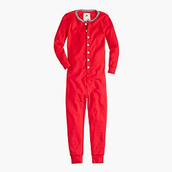 Kids' union suit