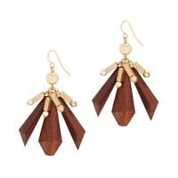 Falling leaves earrings