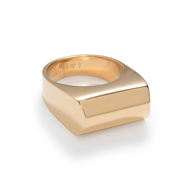 Slope ring