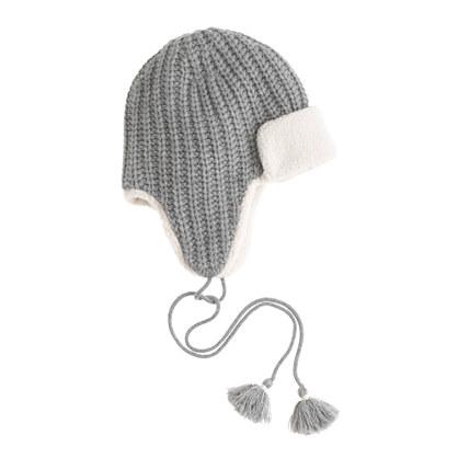 Trapper Hat j Crew Trapper Hat