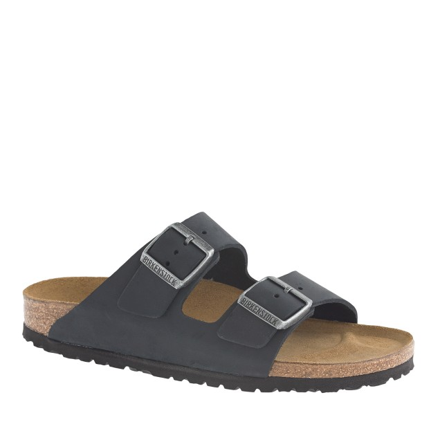 Women's Birkenstock® oiled leather Arizona sandals