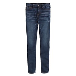 Lookout high-rise jean in Darci wash