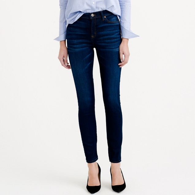 Tall Lookout high-rise jean in darci wash