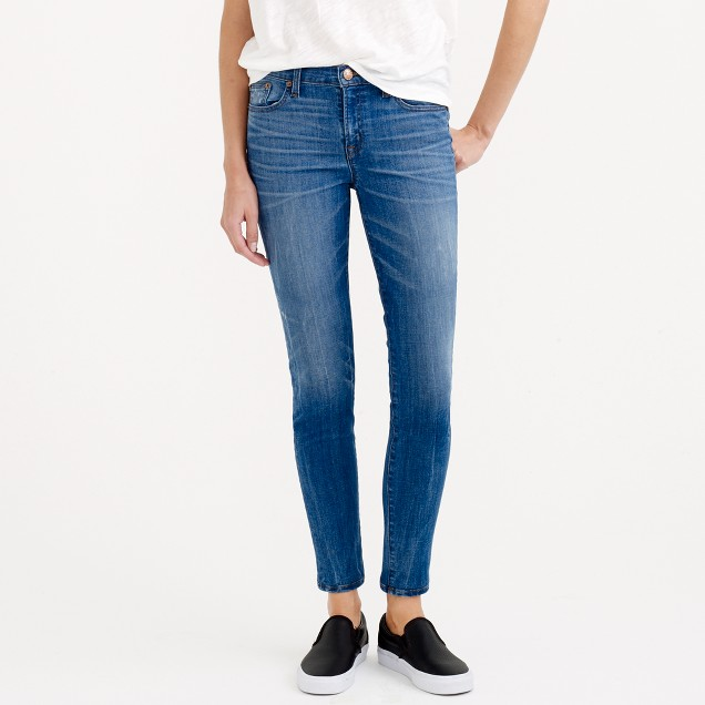 Toothpick Cone Denim® jean in Hanna wash