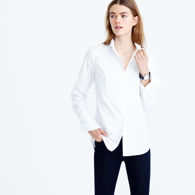 Thomas Mason® for J.Crew french-cuff shirt