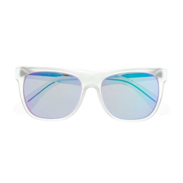 Super™ basic crystal flash sunglasses