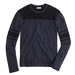 Slim flagstone colorblock T-shirt