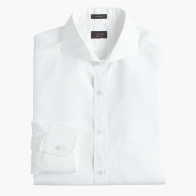 Ludlow cutaway-collar shirt