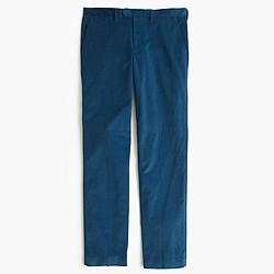 Bowery slim pant in 18-wale corduroy